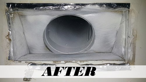 air duct cleaning in the colony tx