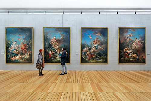 Kimbell Art Collections fort worth texas