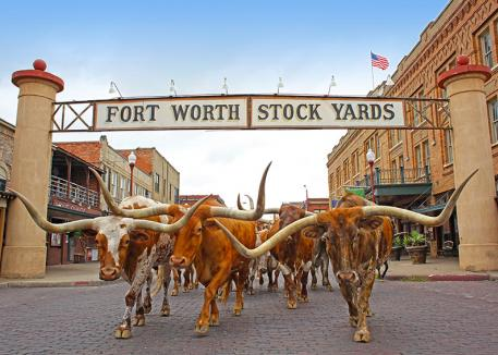stockyards fort worth tx