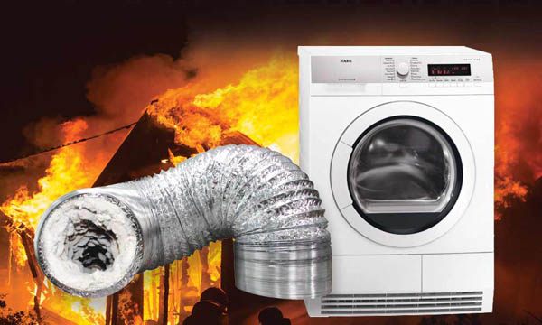 Why Dirty Dryer Vents Are An Unseen Hazard In Your Home