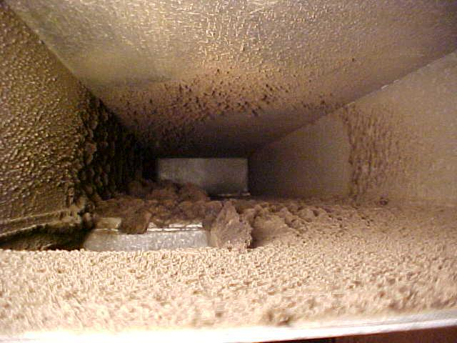 Air Duct System Get Dirty