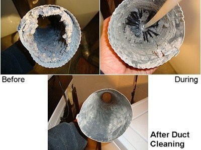 Clean Dryer Duct Services