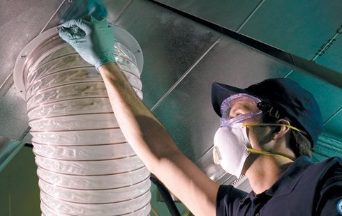 Business Benefits Of Commercial Air Duct Cleaning