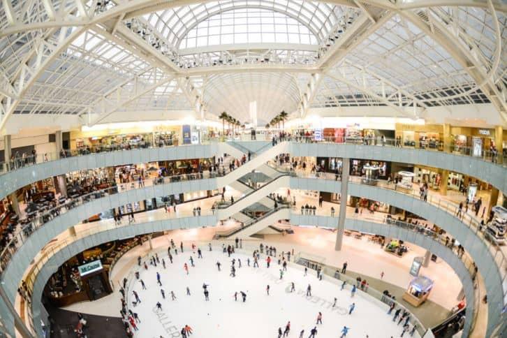 Dallas tx galleria mall